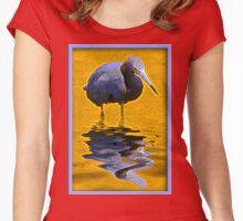 Watching And Waiting Women's Fitted Scoop T-Shirt