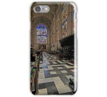 King's Interior 67 iPhone Case/Skin