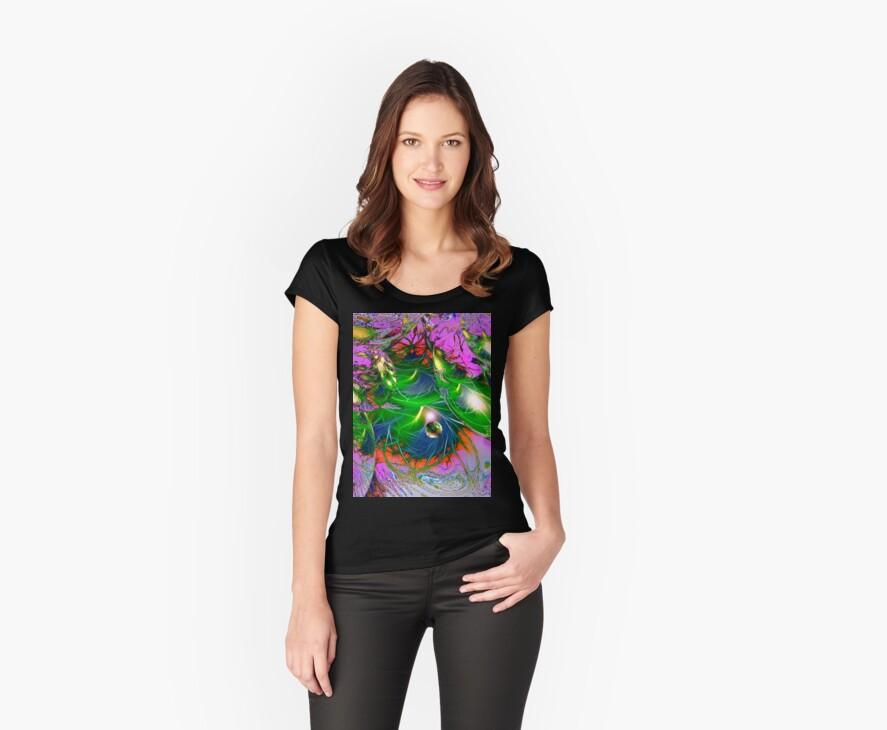 Cosmic Maze by glink