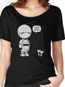 Good Grief Marvin Women's Relaxed Fit T-Shirt