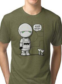 Good Grief Marvin Tri-blend T-Shirt