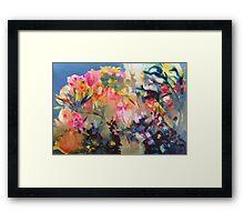 Inner Bloom Framed Print