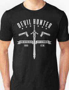 Devil Hunter Unisex T-Shirt