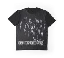 All Blacks - Here comes the blackness Graphic T-Shirt