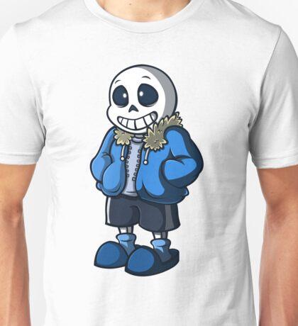 Sans Cartoon Style Unisex T-Shirt