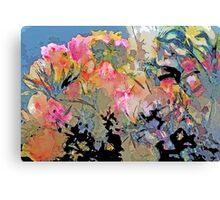 Inner Bloom II Digital Canvas Print