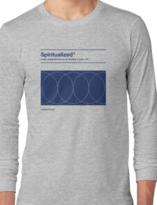 Spiritualized - Ladies and Gentlemen We Are Floating in Space  Long Sleeve T-Shirt