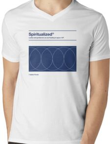 Spiritualized - Ladies and Gentlemen We Are Floating in Space  Mens V-Neck T-Shirt