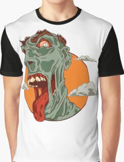 Hungry zombie Graphic T-Shirt