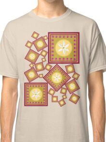 White Wildflower Classic T-Shirt