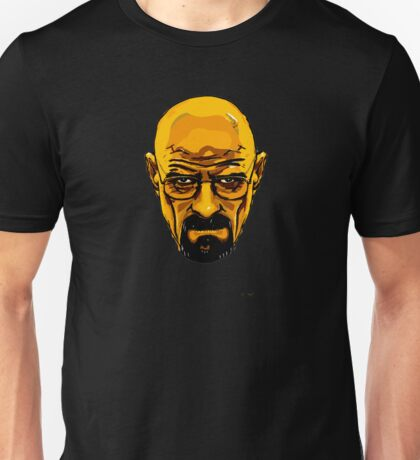 Walter White - Heisenberg - Breaking Bad Unisex T-Shirt