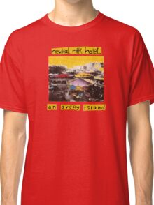 Neutral Milk Hotel - On Avery Island Classic T-Shirt