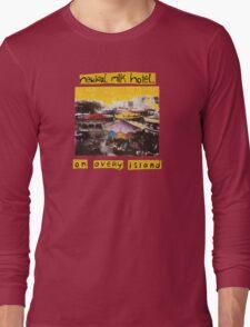 Neutral Milk Hotel - On Avery Island Long Sleeve T-Shirt