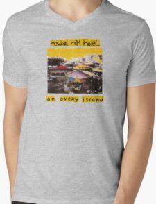 Neutral Milk Hotel - On Avery Island Mens V-Neck T-Shirt