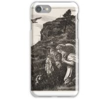 The Lost Sheep, published  iPhone Case/Skin
