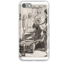 The Marriage Feast, published iPhone Case/Skin