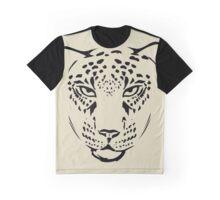 cheetah pencil portrait  Graphic T-Shirt