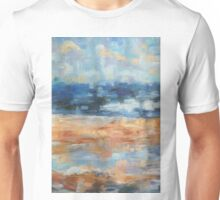 Breezy whitecapping conditions Unisex T-Shirt