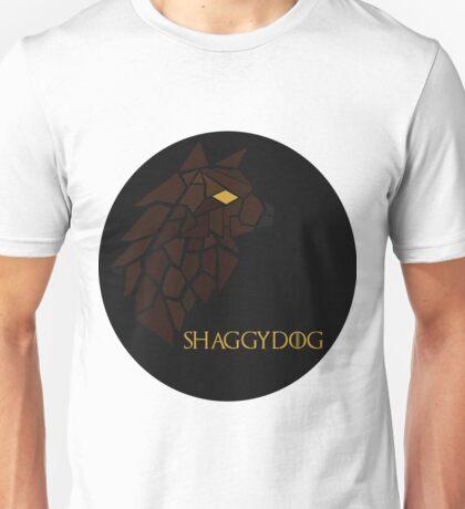 Direwolf - Shaggydog Unisex T-Shirt