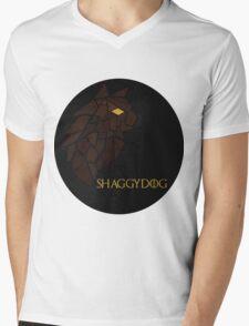 Direwolf - Shaggydog Mens V-Neck T-Shirt