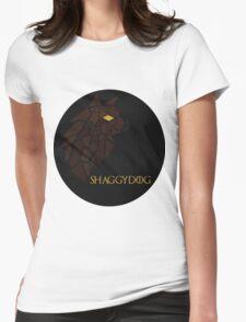 Direwolf - Shaggydog Womens Fitted T-Shirt