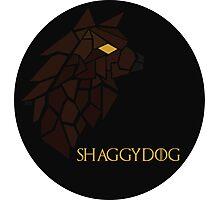 Direwolf - Shaggydog Photographic Print