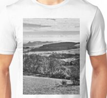 The Volcanic Hills of the Hegau - Lake Constance (BW) Unisex T-Shirt