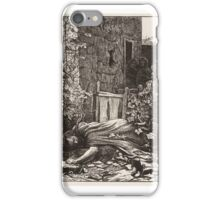 The Wicked Husbandman, published  iPhone Case/Skin