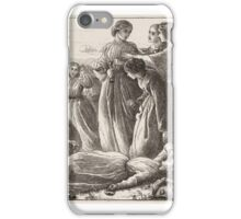 The Wise Virgins, published iPhone Case/Skin