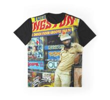 FUNKY KINGSTON Graphic T-Shirt