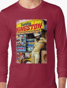 FUNKY KINGSTON Long Sleeve T-Shirt