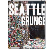 Seattle Grunge  iPad Case/Skin