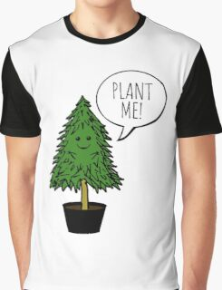 Plant More Trees Graphic T-Shirt