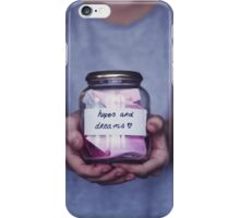Hopes and Dreams iPhone Case/Skin