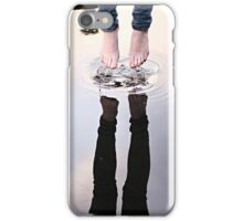 Jump & touch the sky iPhone Case/Skin