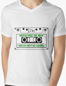 Shotgun Mens V-Neck T-Shirt