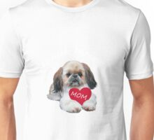 Shih Tzu Mom Unisex T-Shirt