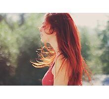 Summer feelings Photographic Print