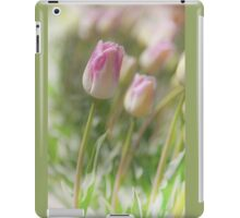 ...spring is here like a soft kiss .... iPad Case/Skin