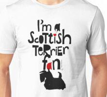 I'm a scottie fan 2 Unisex T-Shirt