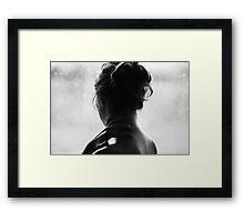 312 Framed Print