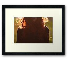 196 Framed Print