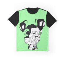 Invader Zim Graphic T-Shirt
