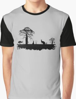 Outback Australia Graphic T-Shirt