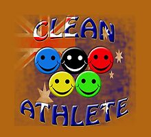 clean athlete Australia by gruntpig