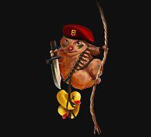 Commando Hamster Unisex T-Shirt