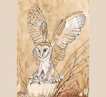 Barn Owl hunting 2 Unisex T-Shirt