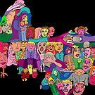 Sadness by David Fraser