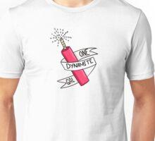 One Dynamite Gal Unisex T-Shirt