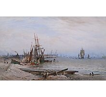 Thomas Sewell Robins  East Greenwich Photographic Print